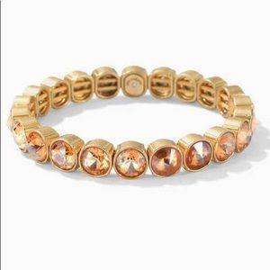 Stella & Dot Vida stretch bracelet
